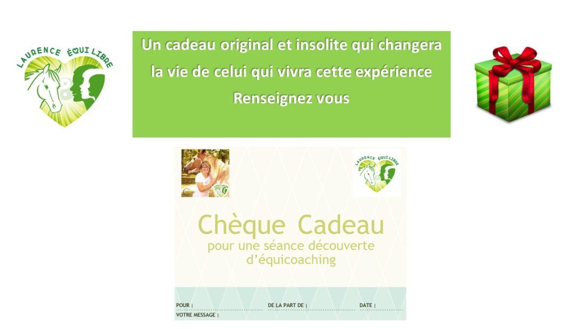 CHEQUE CADEAU @ Dans le vexin département 95